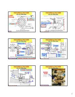 Giáo trình Thủy năng-Thủy điện - Chương 9.2: Nhà máy - Nguyễn Thống